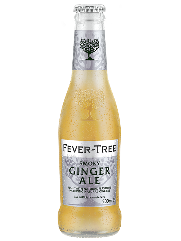 Smoky Ginger Ale
